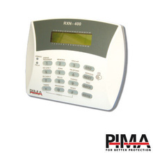 Rxn400 Pima Teclado Alfanumerico De 32 Caracteres Programado