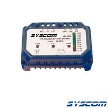 Sci220 Syscom Controlador De Carga Y Descarga Para Sistemas