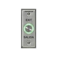 Sd6176ss1q Enforcer Secolarm Boton De Salida Con Aro Ilumina