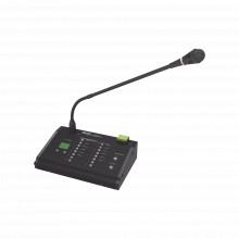 Sf6200rm Epcom Proaudio Microfono De 16 Zonas Soporta Maxi