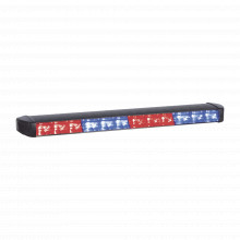 Sl4frb Federal Signal Con 2 Modulos Rojos 2 Modulos Azules