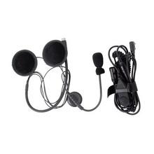 Spm801b Pryme MICROFONO CON BOOM PARA CASCO ABIERTO P/ RADIO