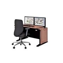 Sysb4302 Winsted Estacion De Monitoreo Ergonomica De 48 Dise