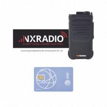 Te390kitsim Telo Systems KIT De Radio PoC LTE TE390 Incluye