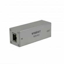 Terf01 Hanwha Techwin Wisenet 10/100 Mbps Repetidor Ethernet