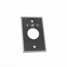 Tr0423 Rawelt Tapa Rectangular Aluminio Para Contacto 40.38