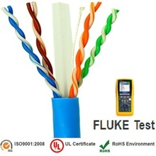 TVD119019 SAXXON SAXXON OUTP6COP305B - Cable UTP 100 cobre