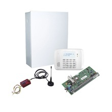 Vista486162rfcom Honeywell KIT De Panel De Alarma Hibrido/Te