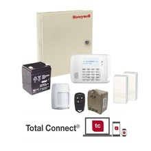 Vista48ecorf Honeywell Home Resideo Kit Inalambrico De Panel