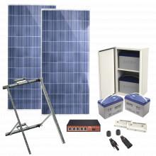 Wi5poe28 Epcom Powerline Kit Solar Witek De 28 W Con 5 Puert