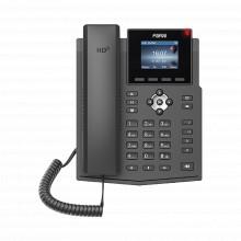 X3spv2 Fanvil Telefono IP Empresarial Para 4 Lineas SIP Con