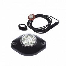 X9014A Ecco Lampara Oculta de LED color Ambar Serie X9014 es