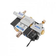 Xb275airvlv Accesspro Electrovalvula Para Bolardos Neumatico