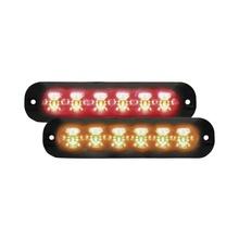 Xtp6mcra Code 3 Luz Auxiliar Serie X3705 6 LEDs Ultra Brill