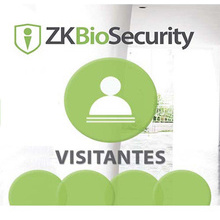 ZKA0680004 Zkteco ZK ZKBSVISP103Y - Modulo de visitas para B