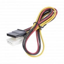101501514 Hikvision Cable De Corriente Simple SATA / HI 4 Sa