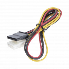 101501514 Hikvision Cable De Corriente Simple Sata HI 4Sata