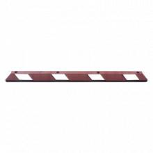 16201R Gnr Tope para Estacionamiento 1.83 m en Color Rojo c