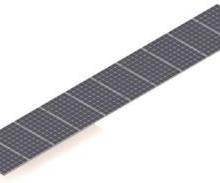 TES557114 PV ACCESSORIES PV SRI1030 - Kit para sistema solar