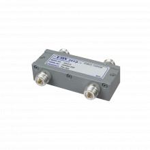25505a Emr Corporation Acoplador Hibrido Para 2 Canales 406