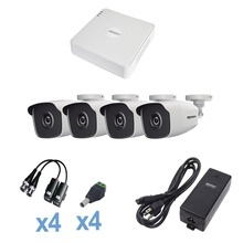 Kestxlt4b Epcom KIT TurboHD 720p / DVR 4 Canales / 4 Camaras