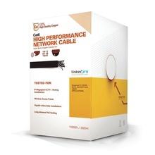 Procat6plus Linkedpro Bobina De Cable De 305 Metros Cat6 C