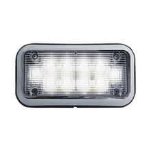 37scene Code 3 Luz Perimetral 3X7 Y LEDs Claros Con Bisel c