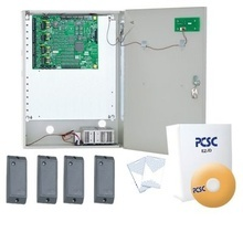 Lincnxg4kit Pcsc Sistema Completo Con 4 Lectoras Panel IQ40