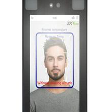 ZKT0810007 Zkteco ZKTECO PROFACE X-TD CH Terminal de Control