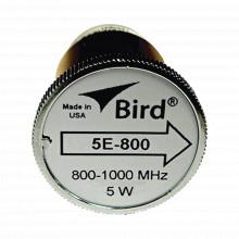 5e800 Bird Technologies Elemento De 5 Watt En Linea 7/8 Para