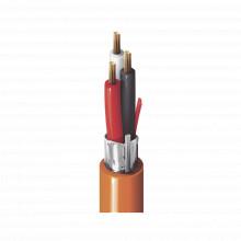 6501fe Belden Cable De Seguridad Y Audio / 3 Conductores De
