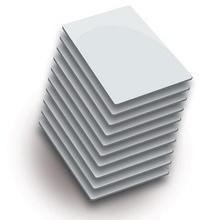 74105 Zkteco ZKTECO MFCARDP - Paquete de 200 Tarjetas Blanca