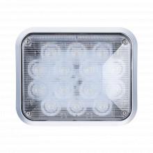 79scene Code 3 Luz Perimetral LED Claro 7x9 Con Bisel Color