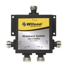 859981 Wilsonpro / Weboost Divisor De 4 Salidas 50 Ohm 700