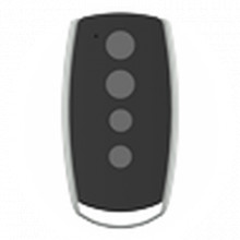 ACCESSRC02 Accesspro Control Remoto Inalambrico RF compati
