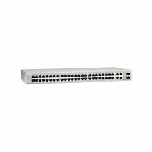 Atfs7505210 Allied Telesis Switch WebSmart De 48 Puertos 10/