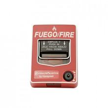 Bg12lsp Fire-lite Estacion Manual De Emergencia Doble Acci