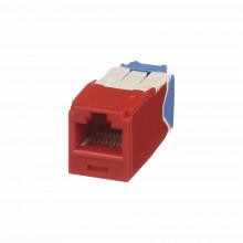 Cj6x88tgrd Panduit Conector Jack RJ45 Estilo TG Mini-Com C