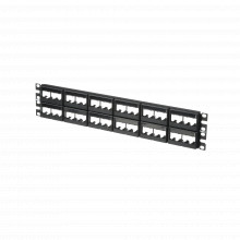 Cppl48wbly Panduit Panel De Parcheo Modular Mini-Com Sin Co
