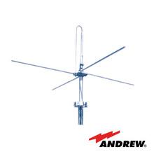 Db201p Andrew / Commscope Antena Base UHF Con Plano De Tier