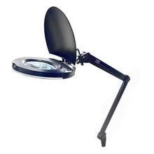 Desklamp Syscom Lampara De LED Para Escritorio Con Lupa 5X D