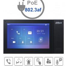 DHT2210008 DAHUA DAHUA VTH2421FBP- Monitor IP touch de 7 pul