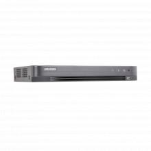Ds7204huhik1s Hikvision DVR 8 Megapixel / 4 Canales TURBOHD
