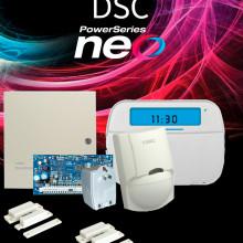 DSC2480035 DSC DSC NEO-ICON-SB - Paquete SERIE NEO con panel