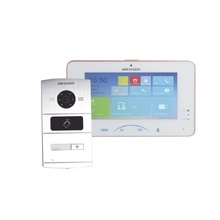 Dskis801 Hikvision Kit De Videoportero IP / 1.3 Megapixel /