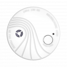 Dspdsmkswb Hikvision AX PRO Detector De Humo Inalambrico P