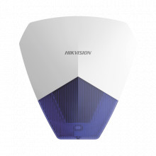DSPS1B Hikvision Sirena Estrobo Cableada Hikvision / Ideal p