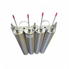 DVN1522 Fiplex Duplexer Pasa Banda-Rechazo de Banda 136-174