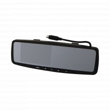 Ec4210bm Ecco Monitor De 4.3 Pulgadas claro