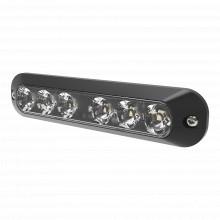 Ed3705rb Ecco Luz Auxiliar Serie X3705 6 LEDs Ultra Brillan